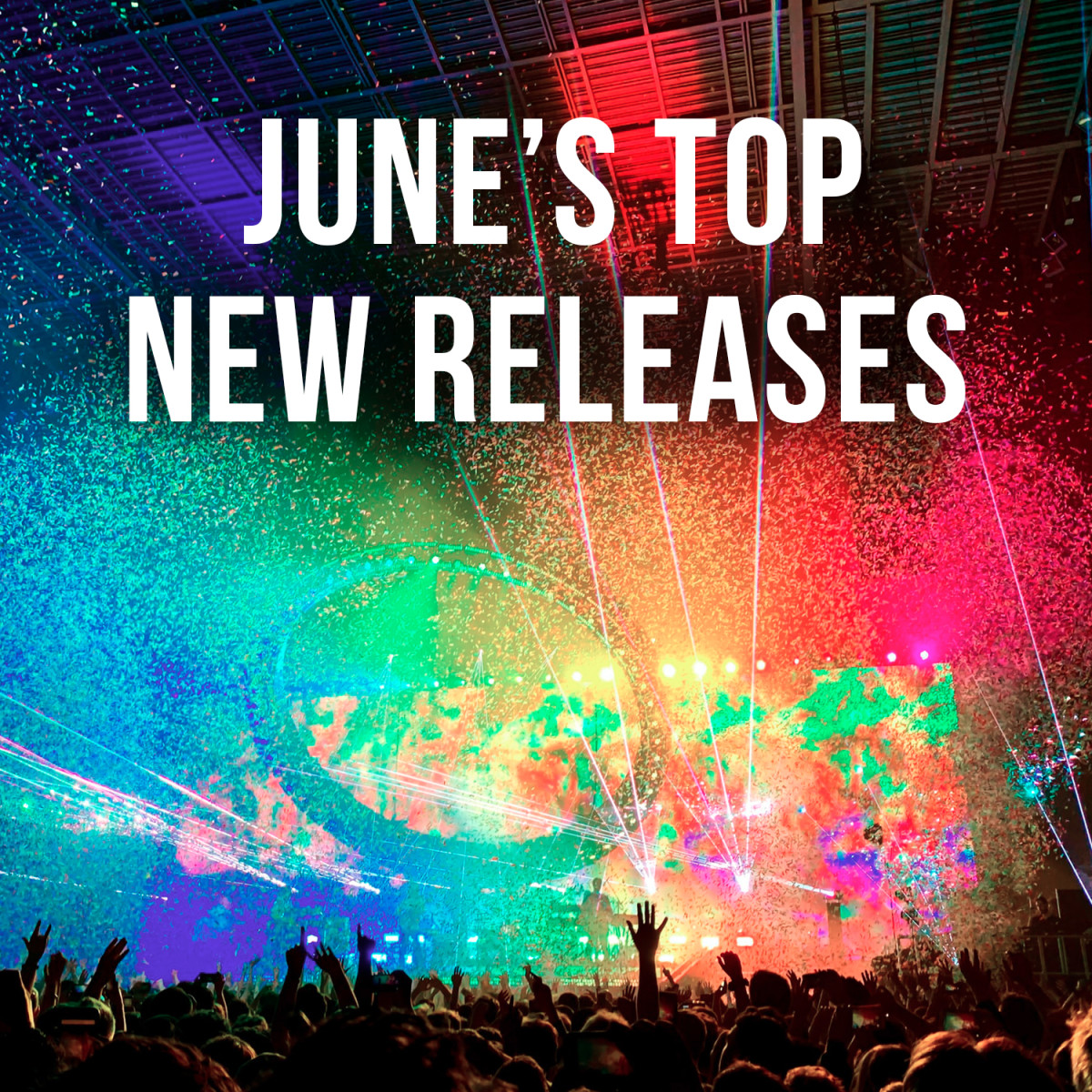 Cool off with June's Chill New Releases [Playlist]
