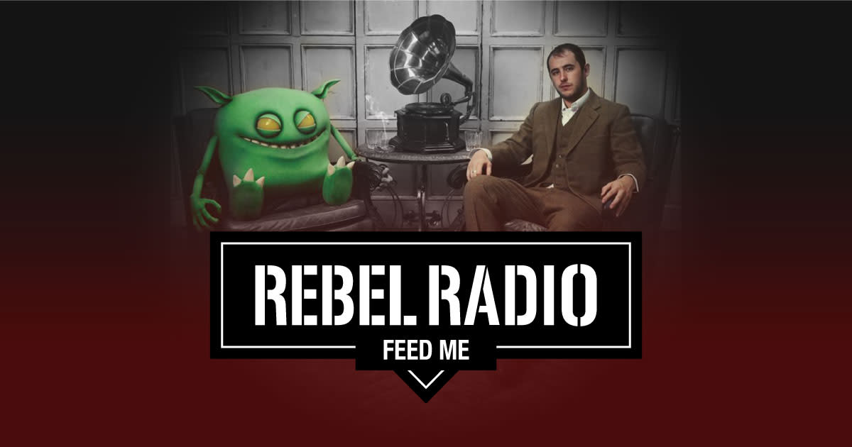 Feed Me Interview With Rebel Radio (Josh Levine)