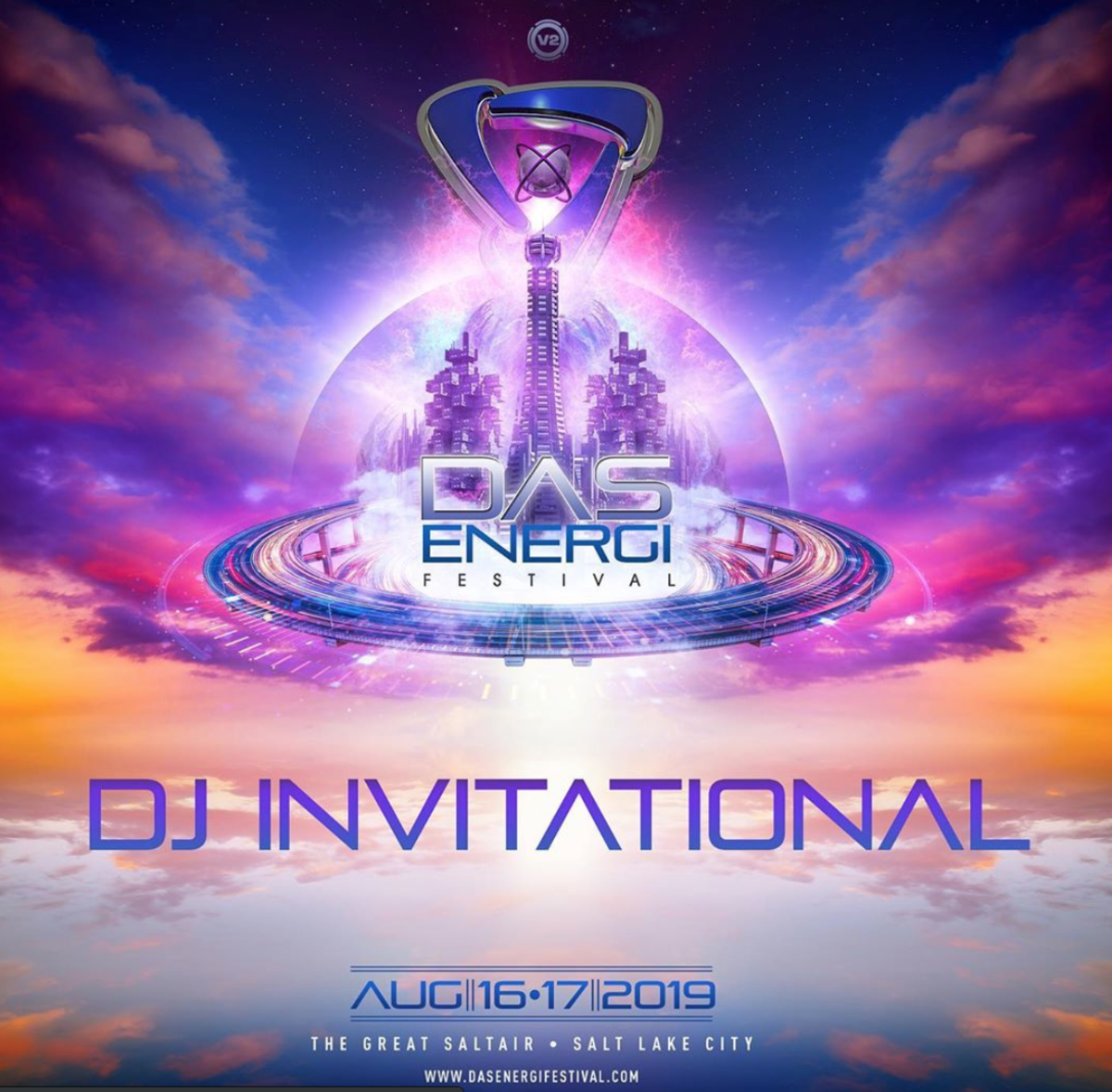 Das Energi FestivThe winner will be given a time slot to