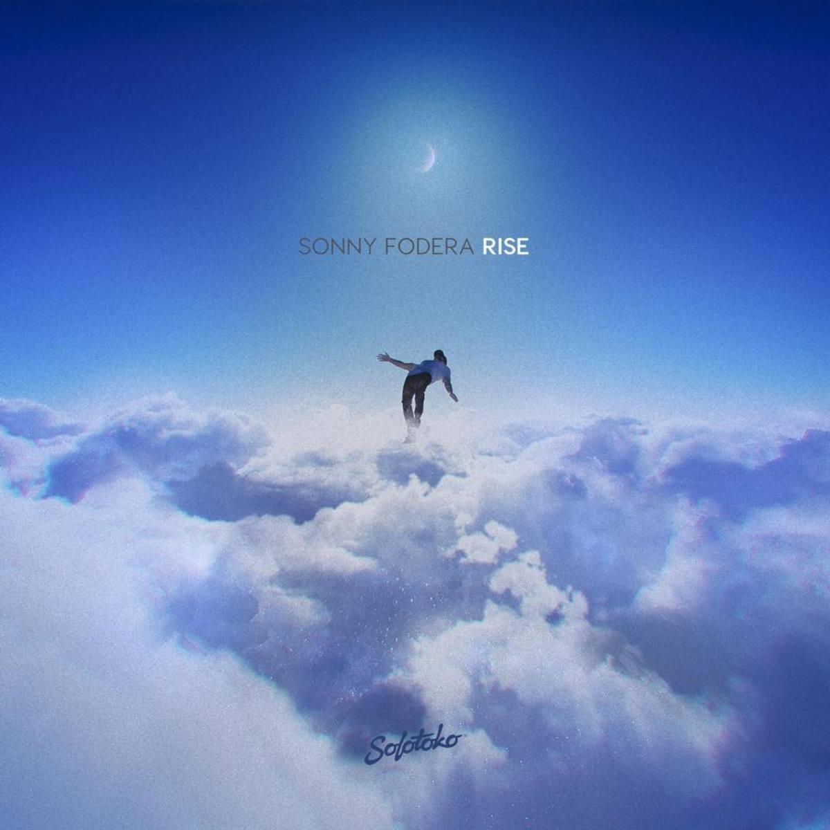 Sonny Fodera Rise Album Coverart