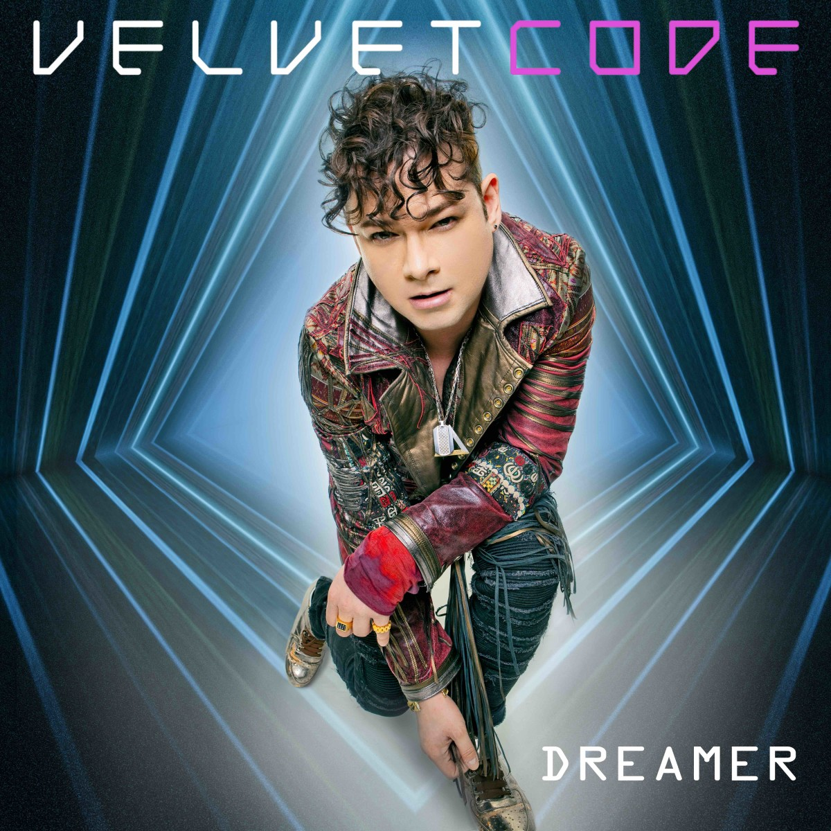 Velvet Code - DREAMER LP (Album Cover Artwork)