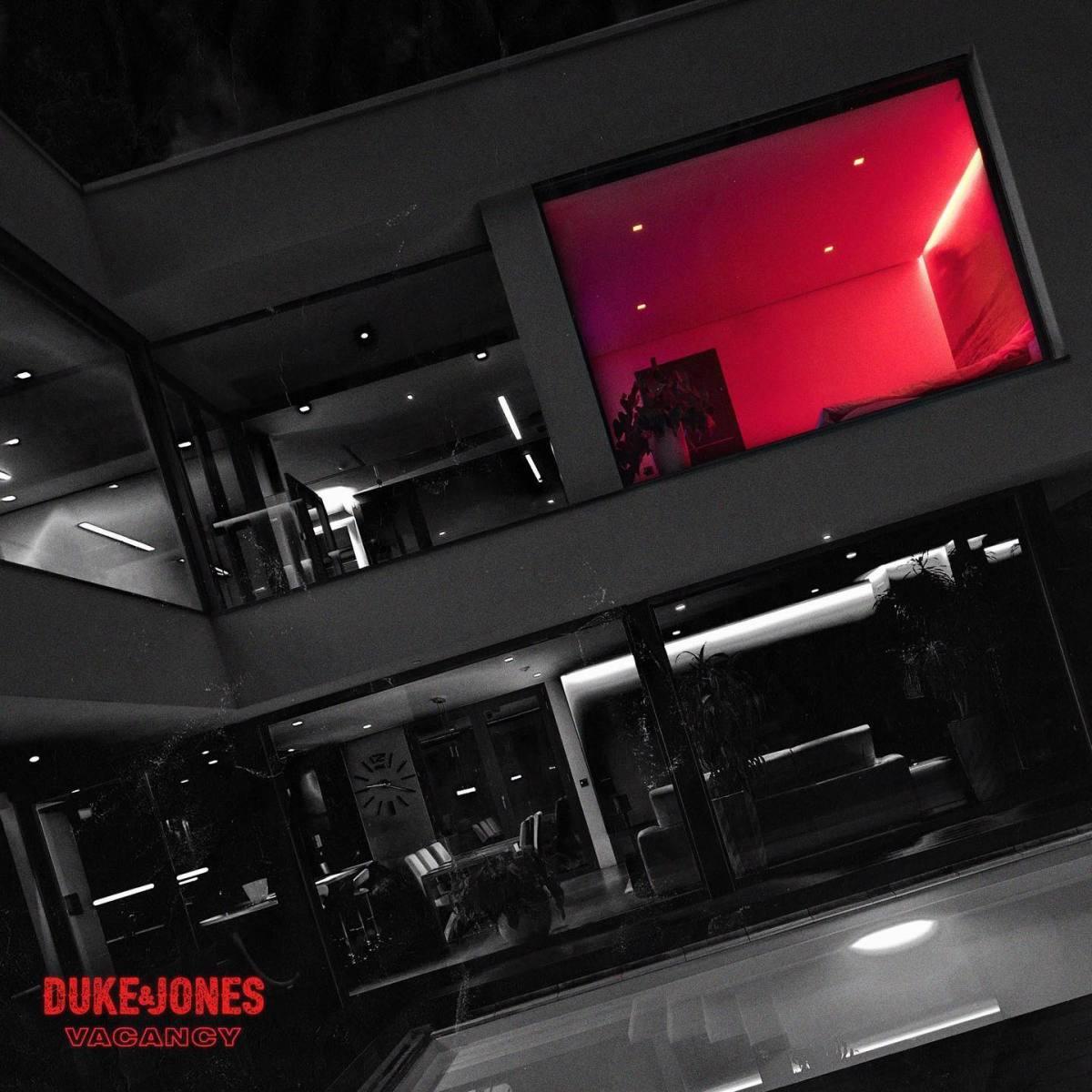 Duke & Jones - Vacancy (Album Cover Artwork)