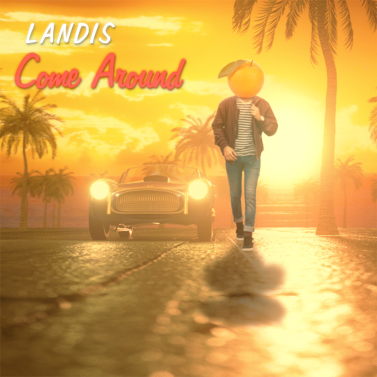 Landis - Come Around (Out Now on Fresh Squeeze Music)