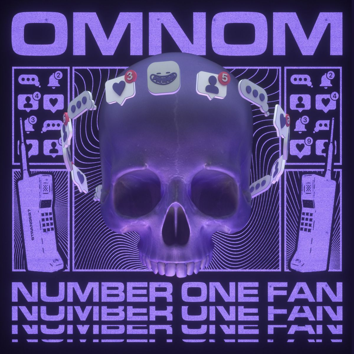 OMNOM Number One Fan