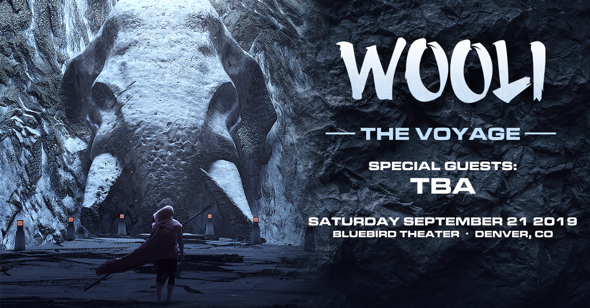 Wooli - The Voyage Tour @ The Bluebird Theater