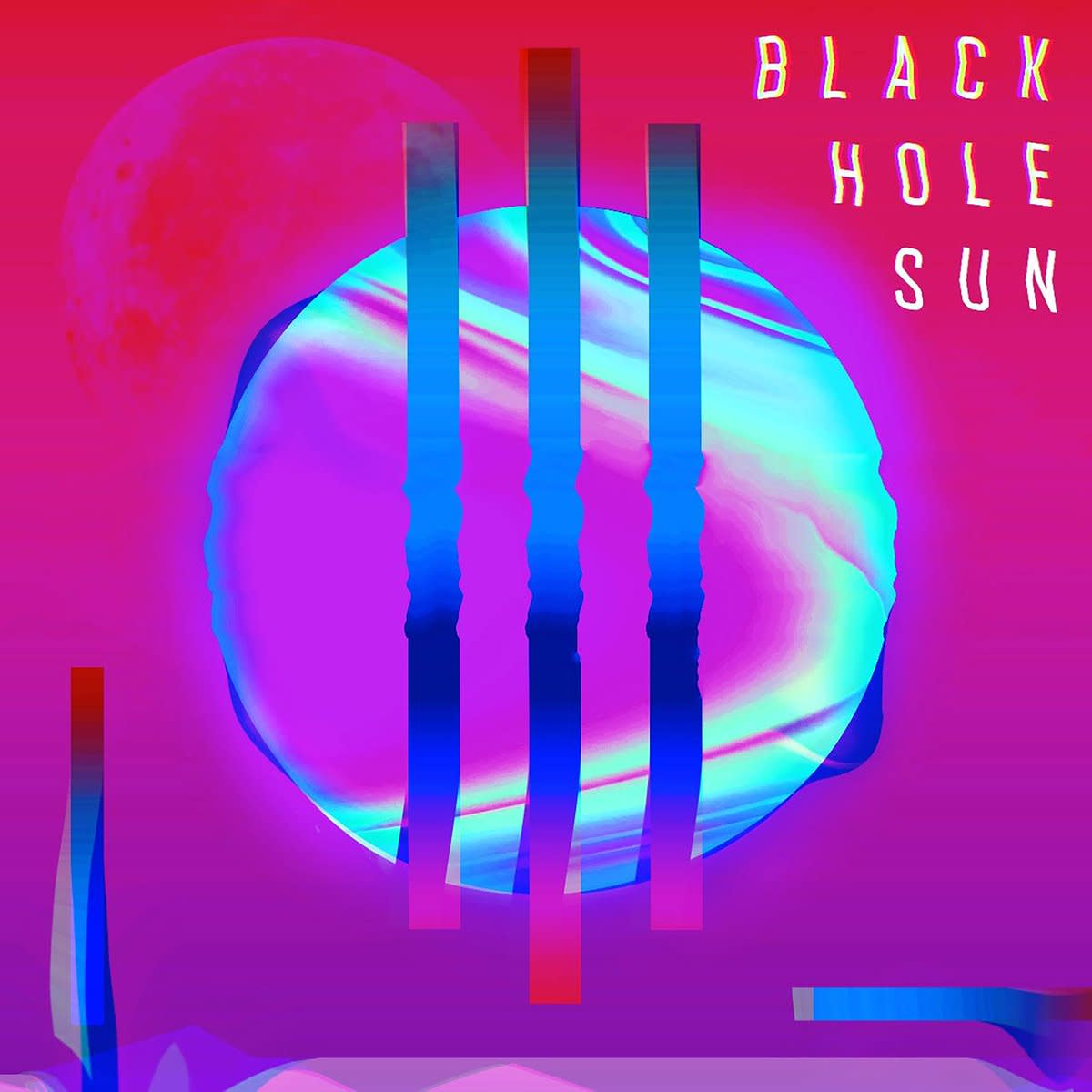 Black Hole Sun Prismo Cover Art