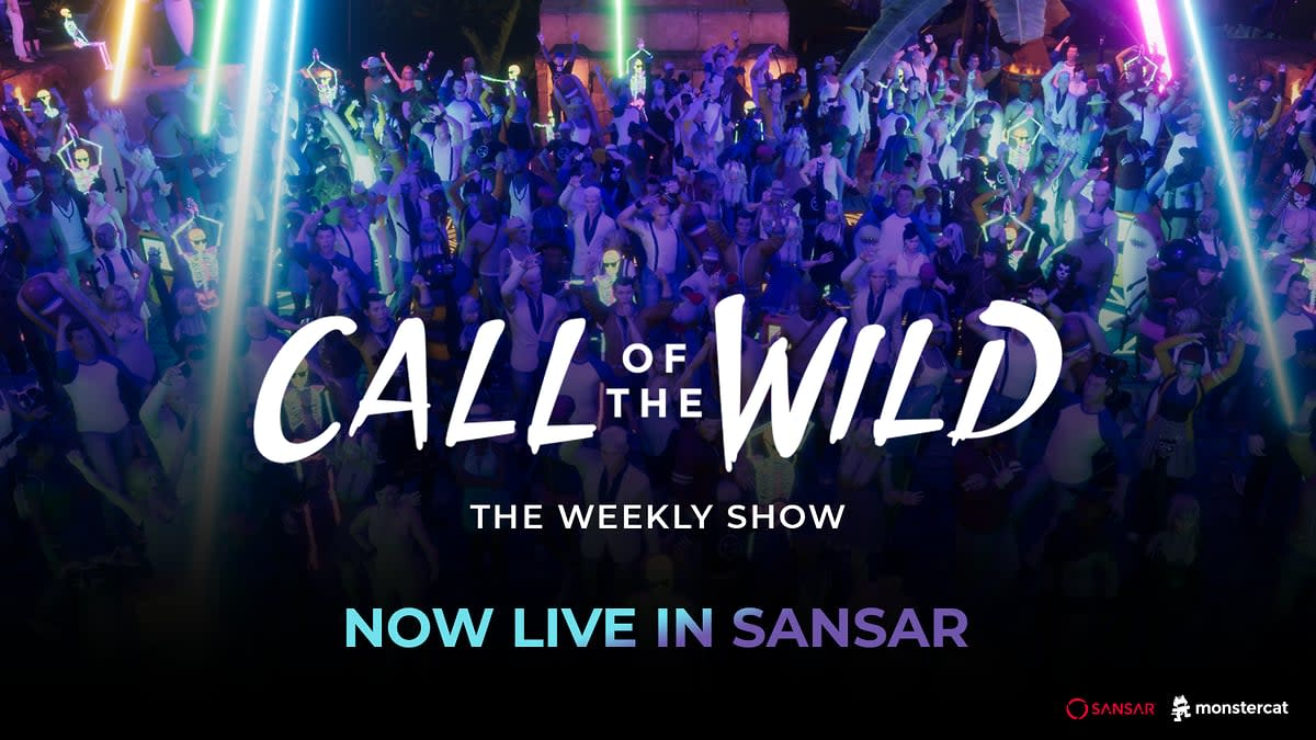 Monstercat: Call of The Wild (Weekly Live Show on Sansar)