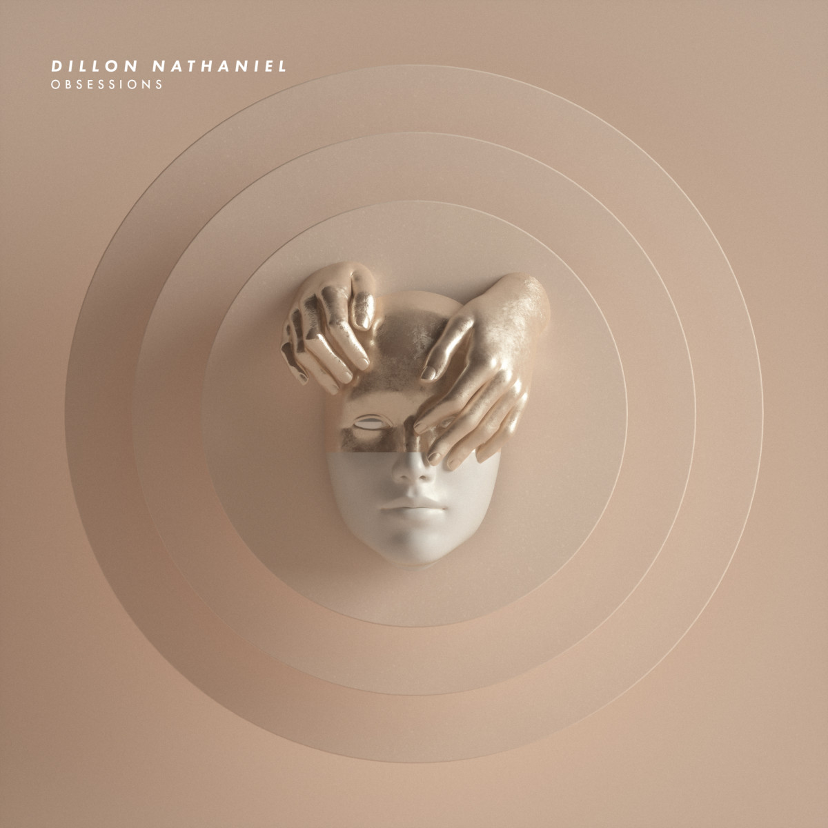 Dillon Nathaniel - Obsessions (Album Artwork for Release on Big Beat Records)