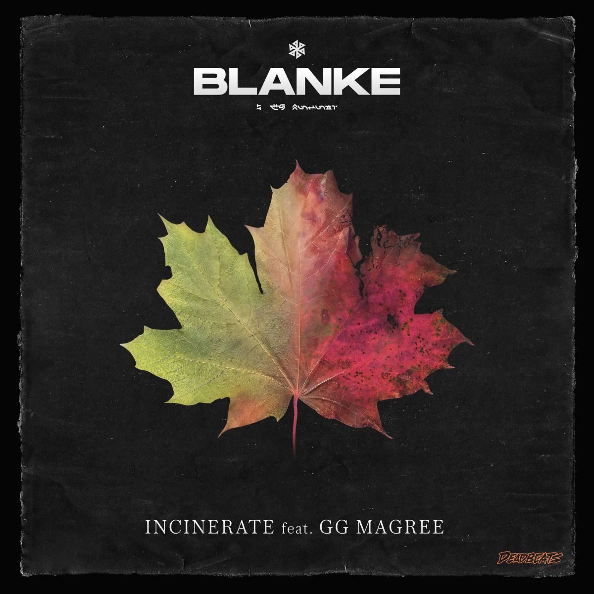 Blanke Incinerate GG Magree Cover Art