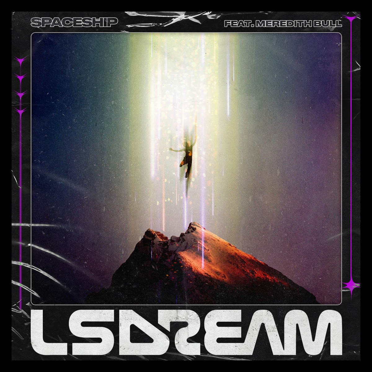 LSDREAM_Spaceship Cover Art