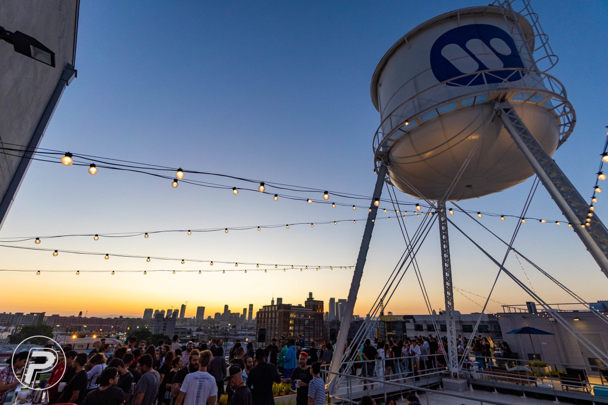 Warner Music Group / Parametric Records - Summer Sunsets Party