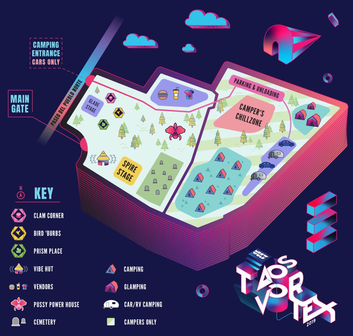 Taox vortex 2019 map