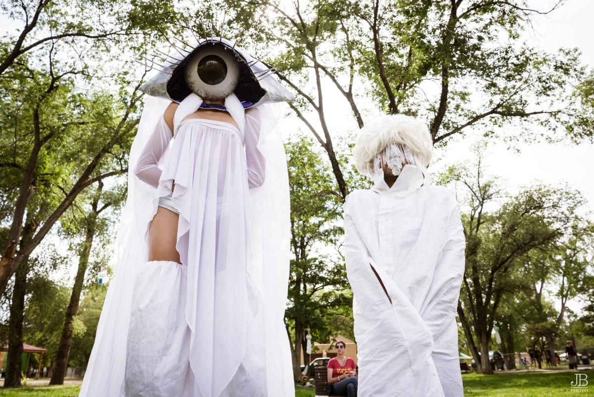 taos vortex brunch performers