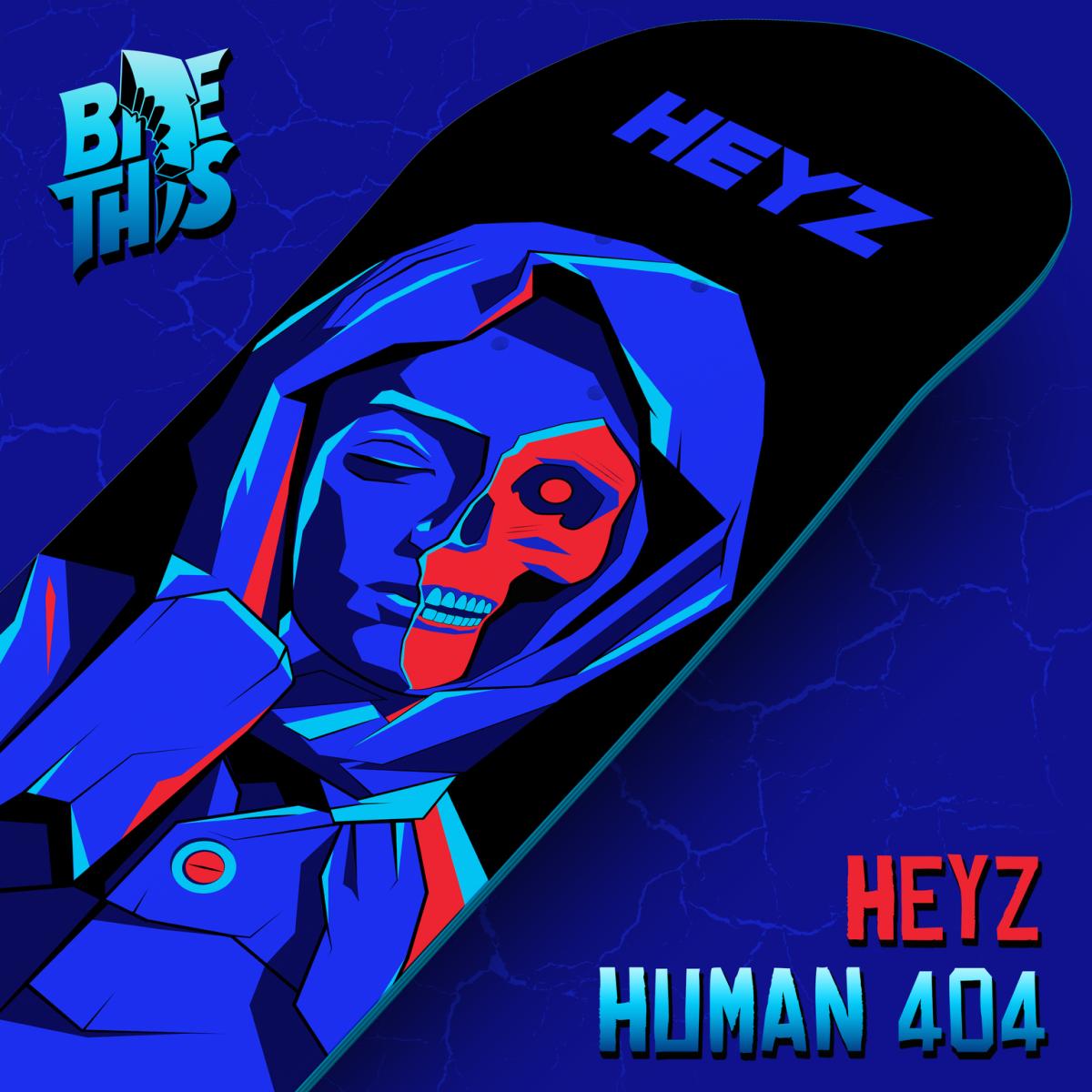 HEYZ Human 404 EP