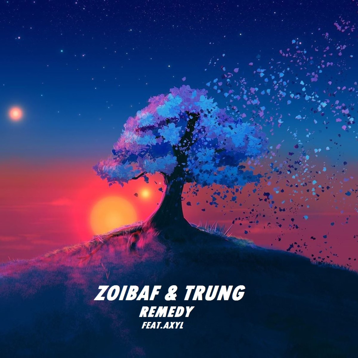 ZOIBAF & TRUNG - Remedy (feat. AXYL)