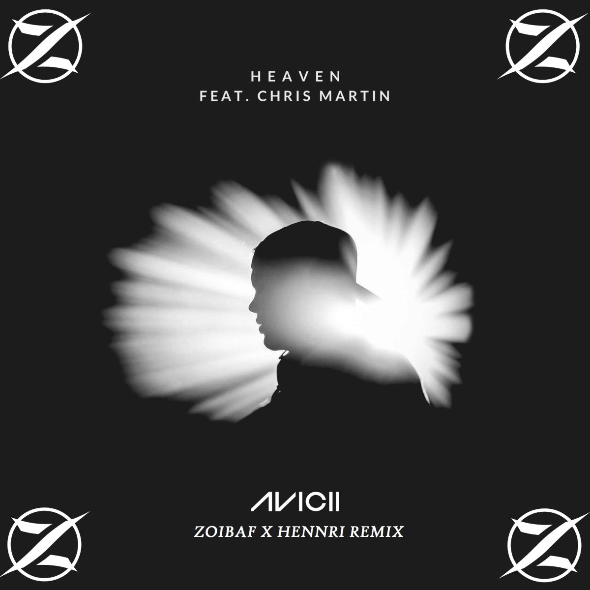 Avicii- Heaven (feat Chris Martin) -- Cover by Zoibaf & Hennri (REMIX)