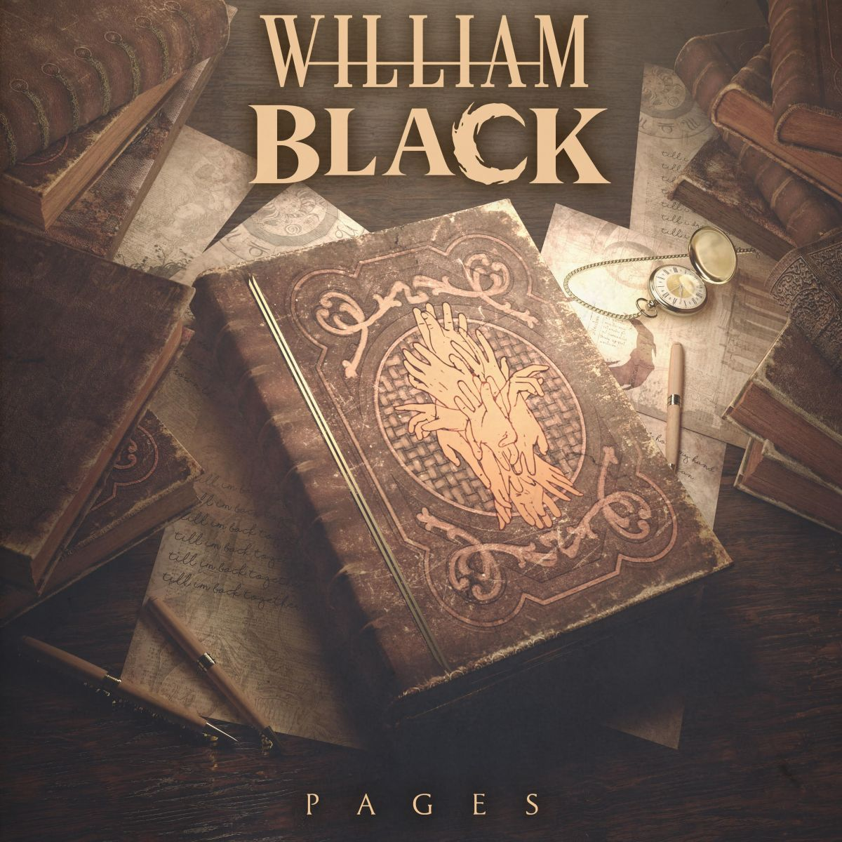 William Black Pages