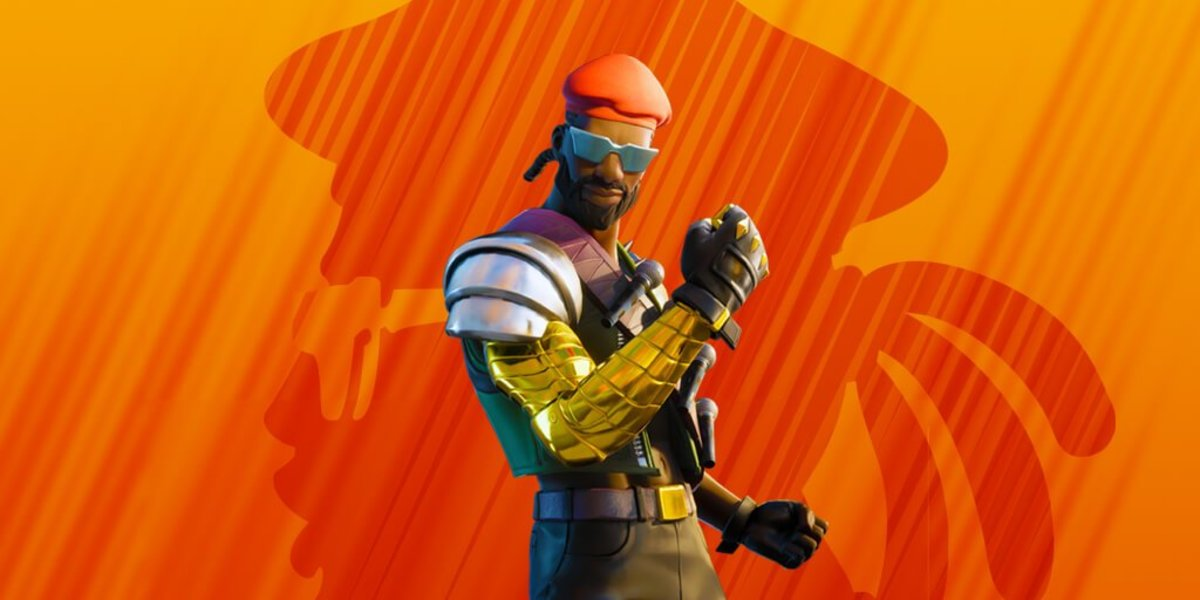 Major Lazer is Coming to Fortnite Today