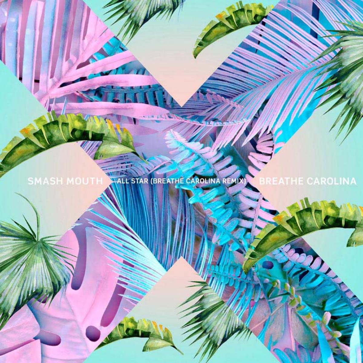 Smash Mouth - All Star (Breathe Carolina Remix) - ALBUM ARTWORK