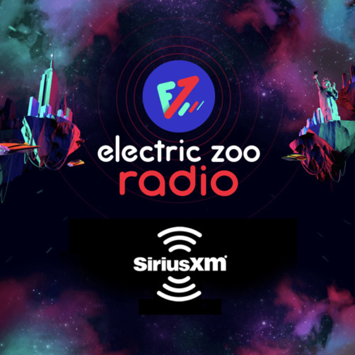 Electric Zoo Radio on SiriusXM