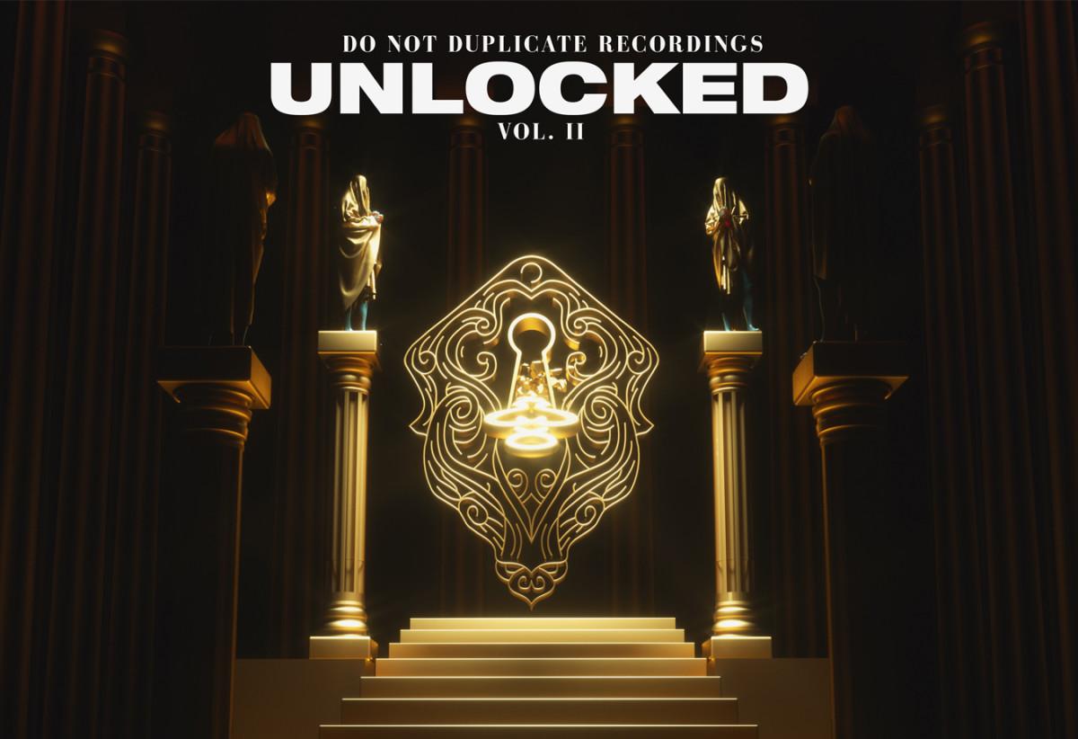 Do Not Duplicate Recordings - Unlocked Vol. II [Compilation / Album]