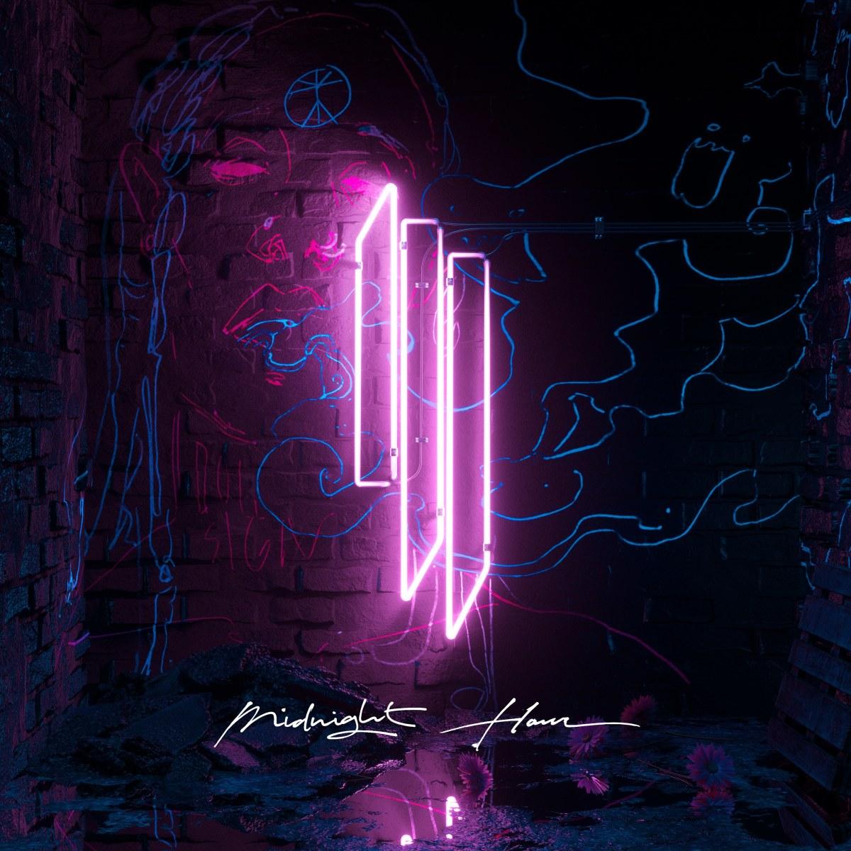 Skrillex & Boys Noize - Midnight Hour (feat. Ty Dolla $ign) - ALBUM ARTWORK