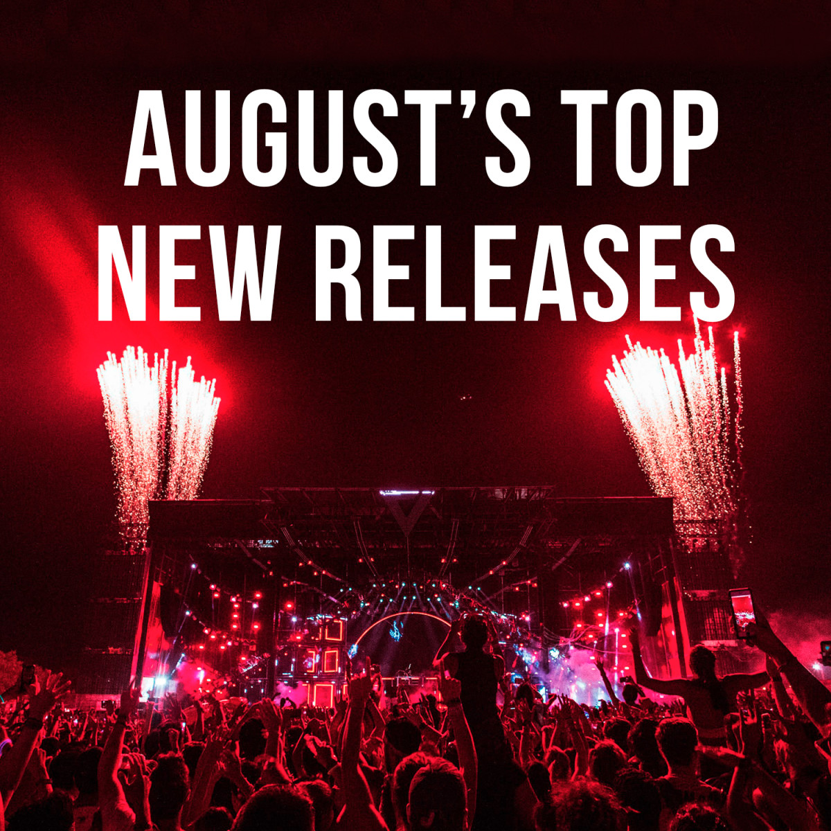 Say Goodbye to Summer with August's Cool New Releases [Playlist]
