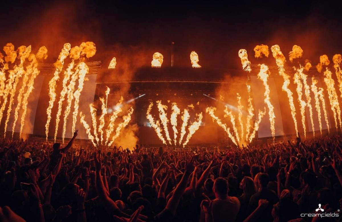 Pyrotechnics from Swedish House Mafia Show Cause Millions in Damages