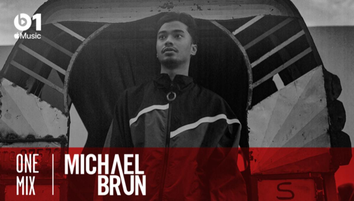 Haitian Music Flag Bearer Michael Brun On Beats 1 One Mix