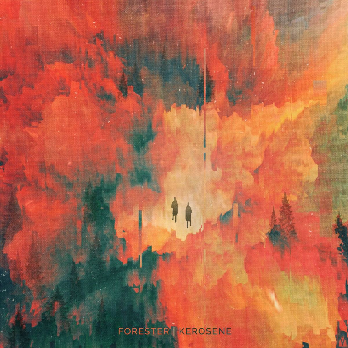 Forester Koresene Album Artwork