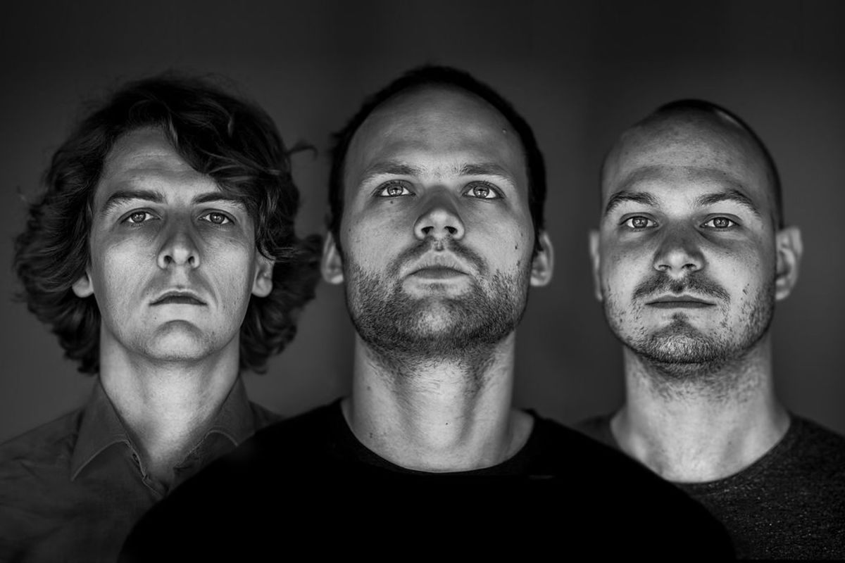 Headshot of NOISIA.
