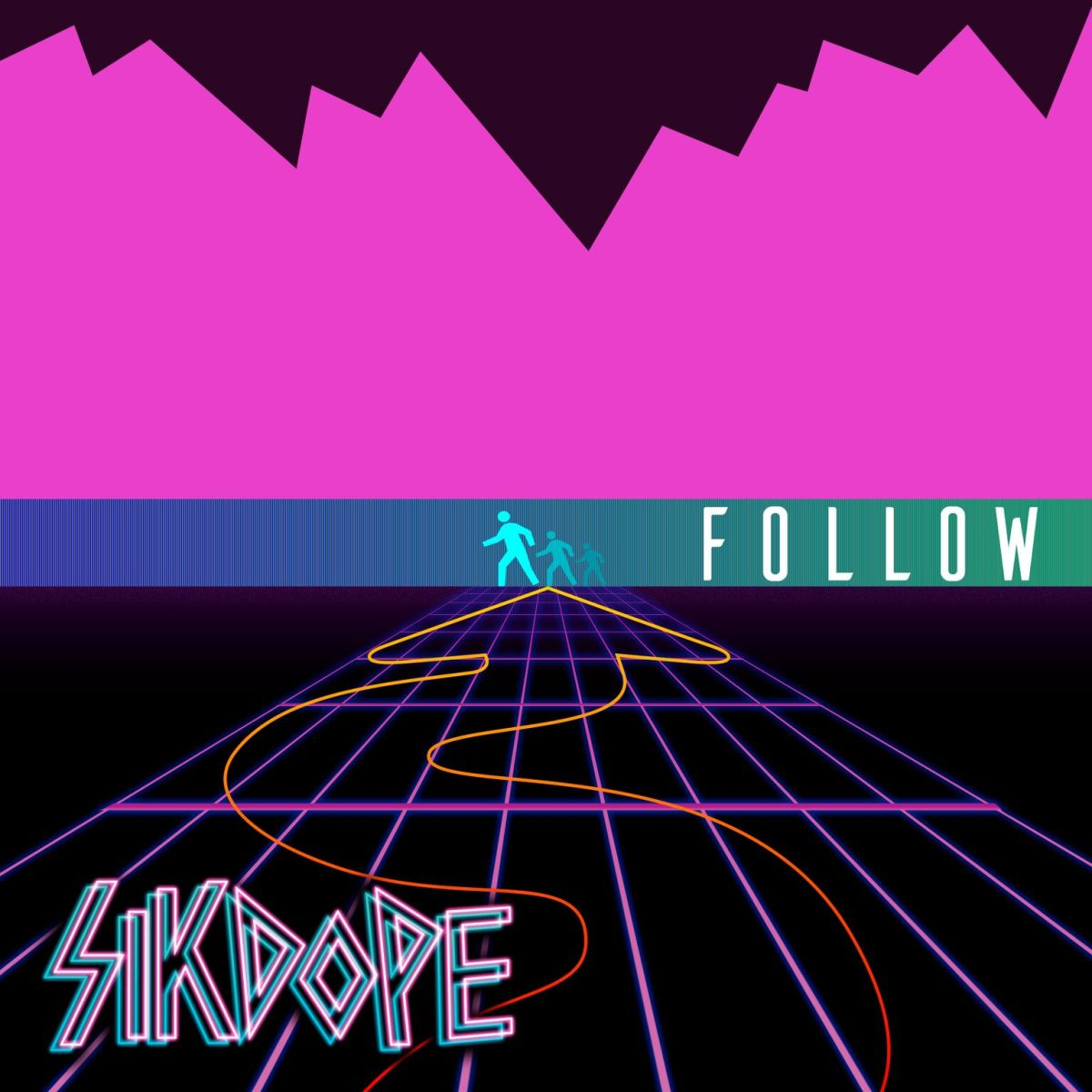 Sikdope Follow Album Art