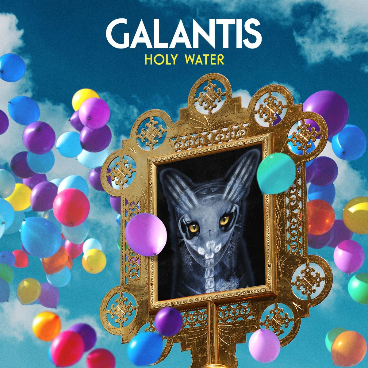 Galantis Holy Water Album Art