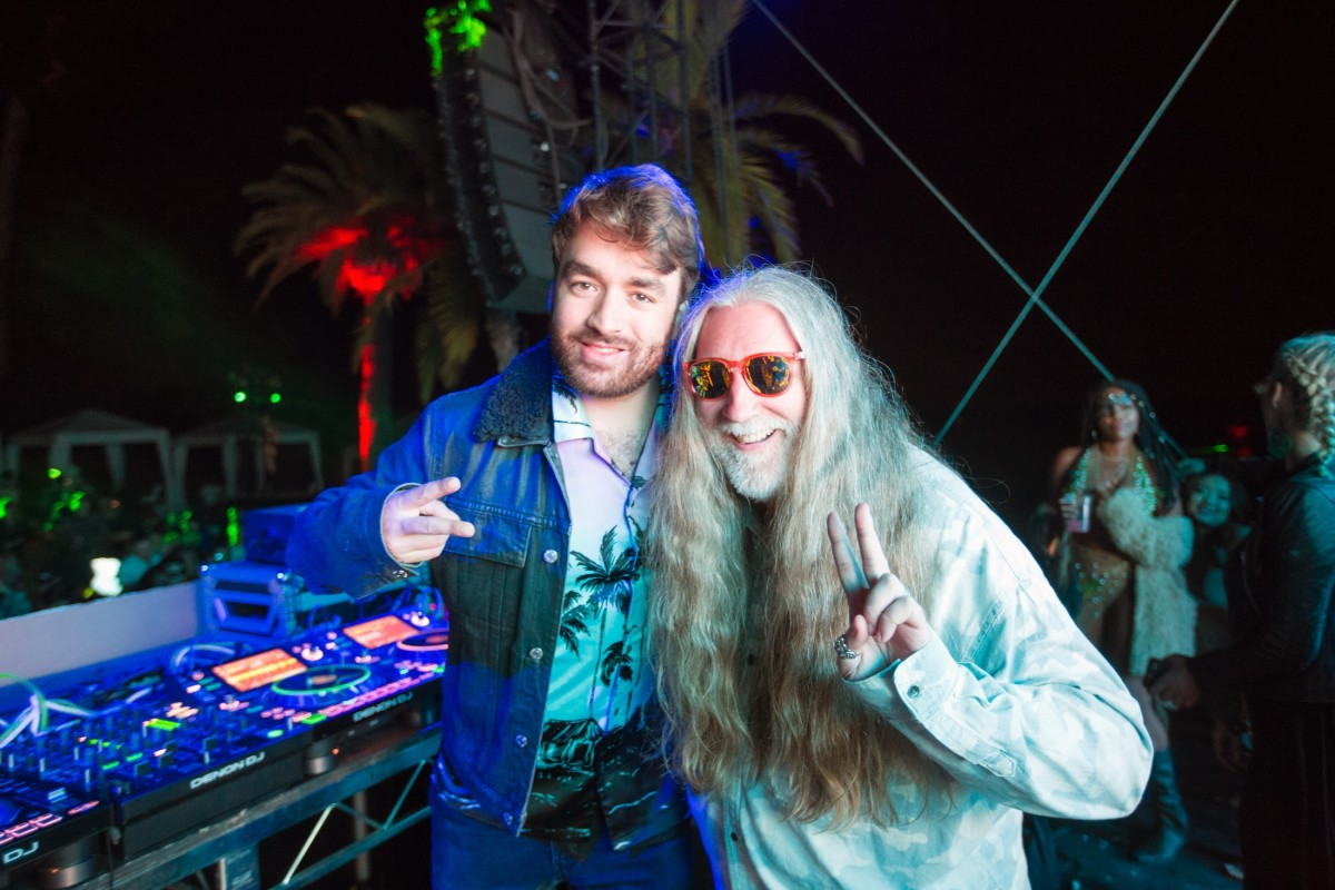 Oliver Heldens & Tommie Sunshine @ Groove Island (Catalina Island)