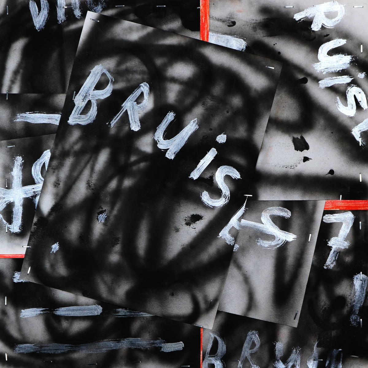 NGHTMRE & Grabbitz Bruises Album Art