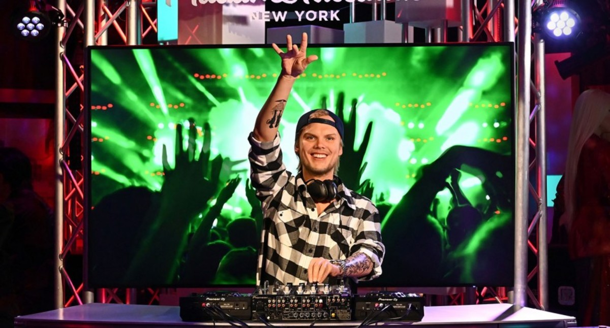 A Wax Figure of Avicii is On Display at Madame Tussauds in NYC