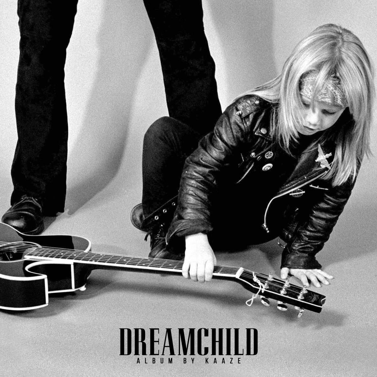 KAAZE - Dreamchild (Album Art) - Front Design [REVEALED RECORDINGS]