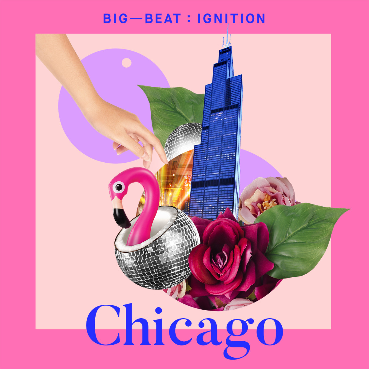 Big Beat Ignition - Chicago Compilation (ALBUM ART)