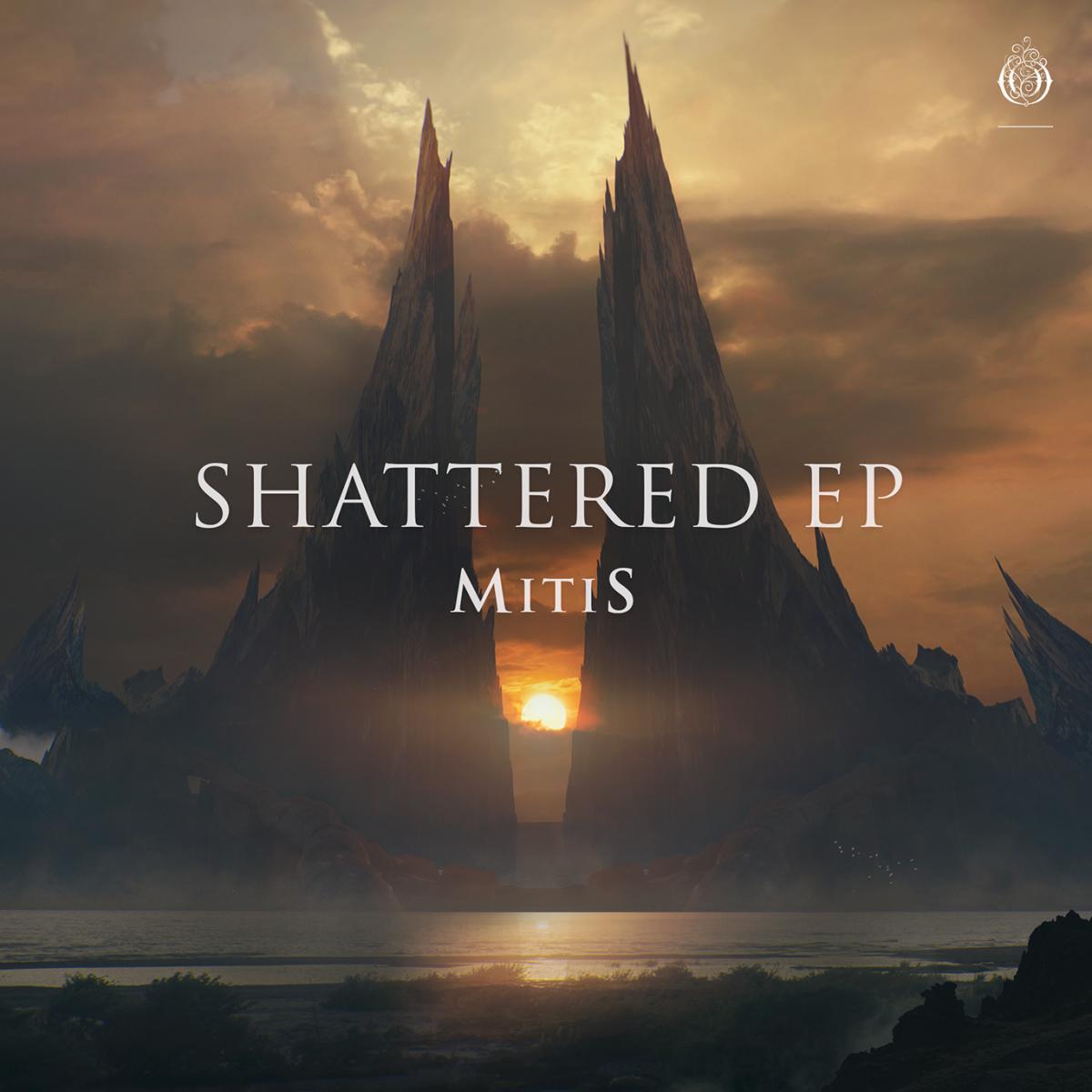 Mitis Shattered EP Album Artwork