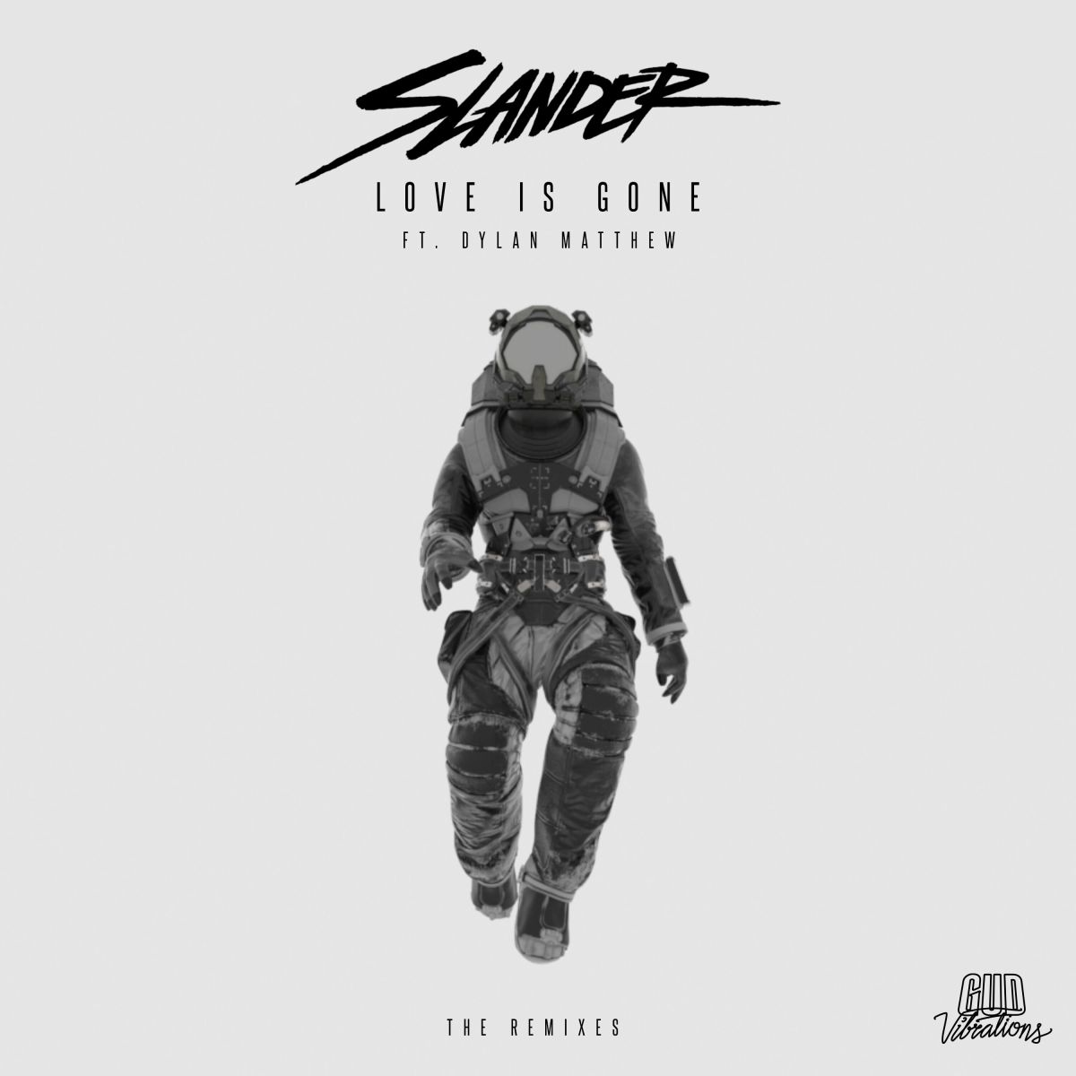 Slander Love is Gone Remixes Album Art