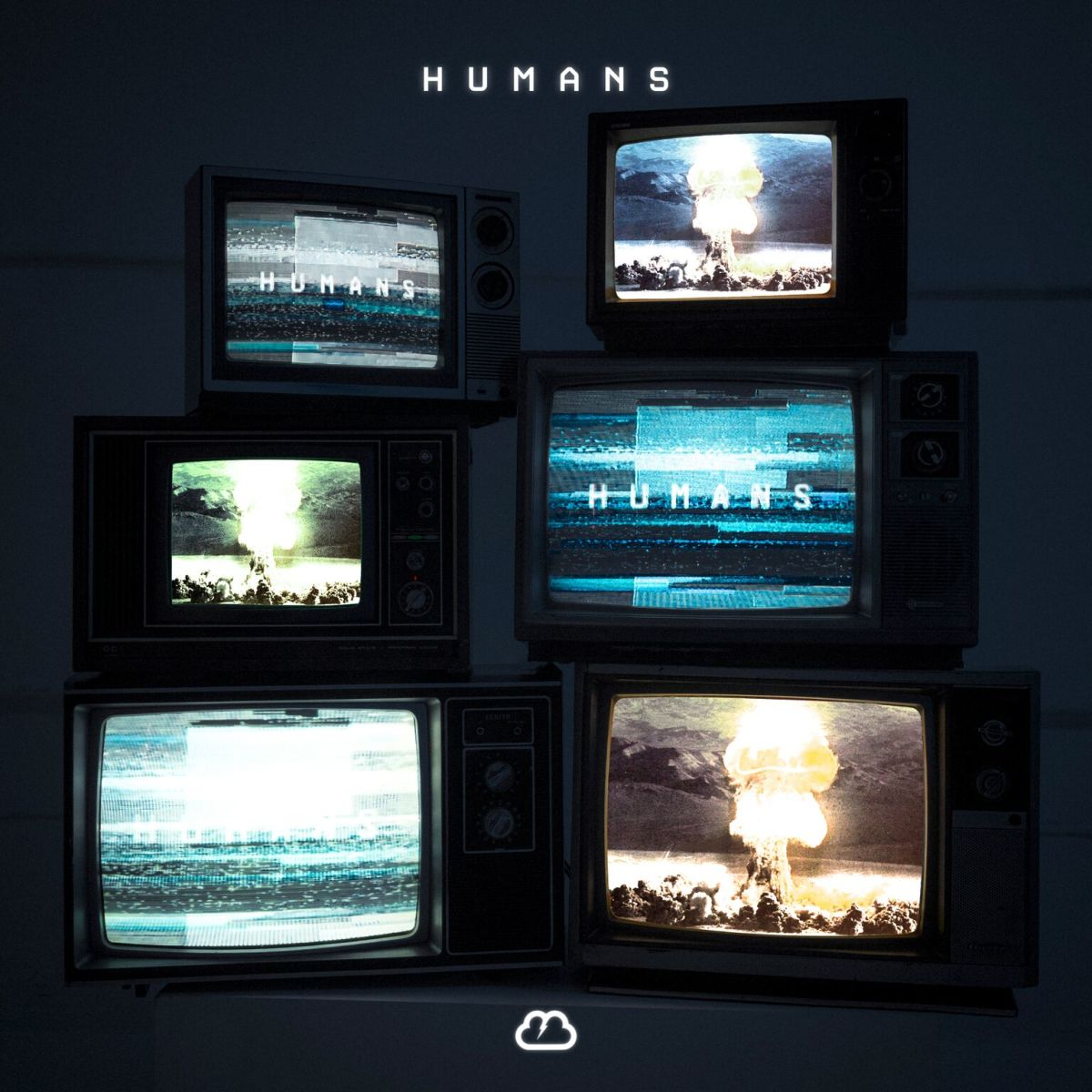 KLOUD Humans (Album Artwork)
