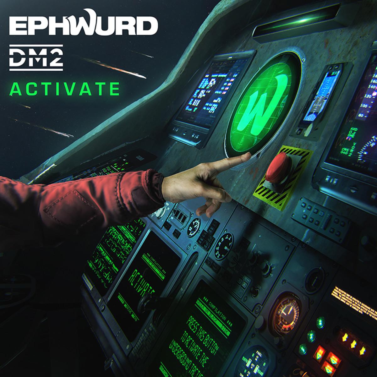Ephwurd Activate Album Artwork