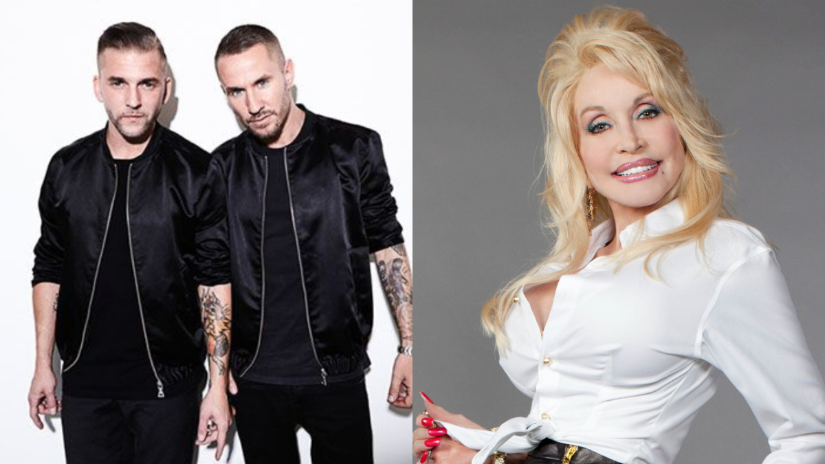 Dolly Parton will be Featured on the New Galantis Track