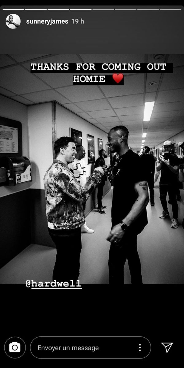 Sunnery James and Hardwell