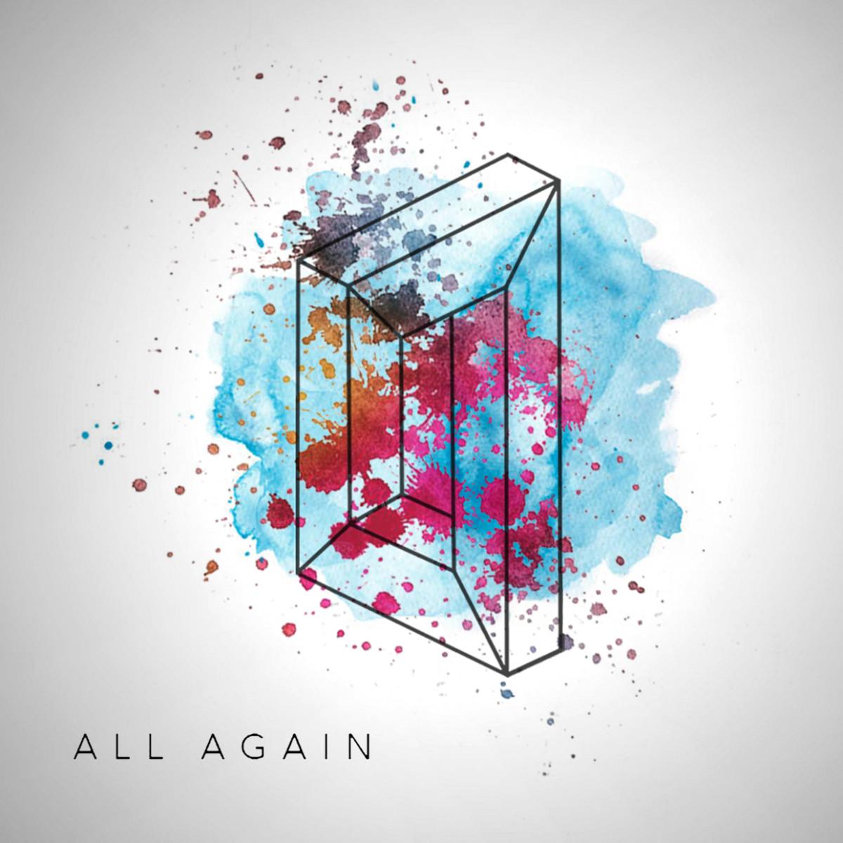 Conan Mac - All Again (ALBUM ARTWORK)