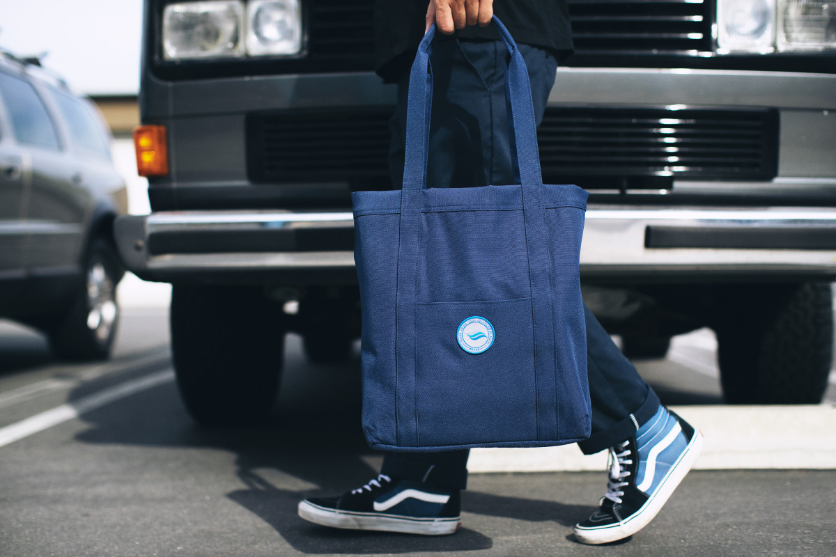 WAVVE - Pacific Tote (Product Shot 1)