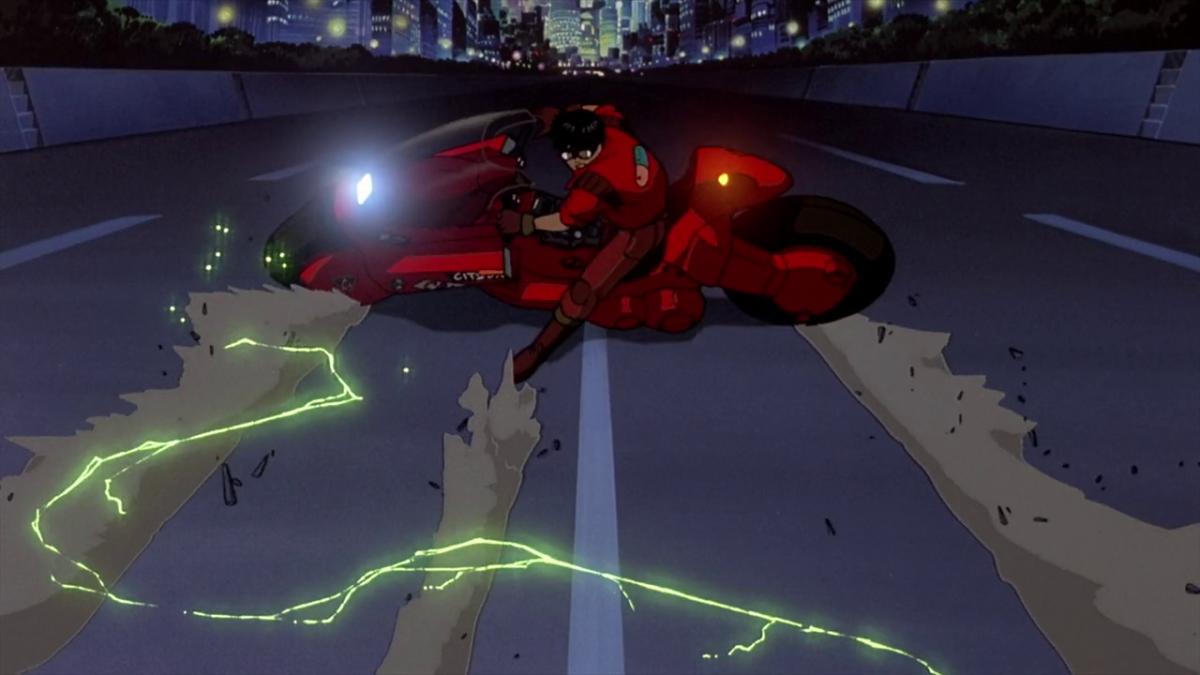 akira 1988 motorbike