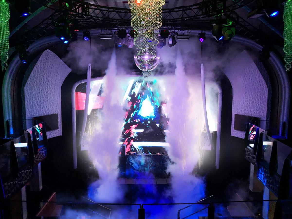 Domain Nightclub (Atlanta) - Main Room
