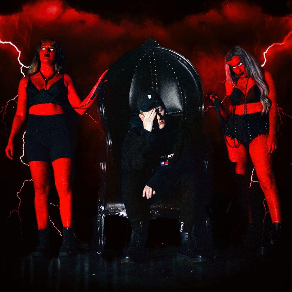 Tisoki Evil As Hell Album Art