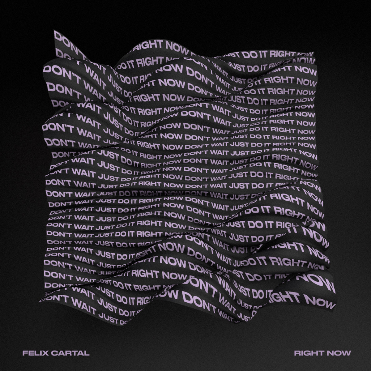 Felix Cartal - Right Now (ALBUM ARTWORK)